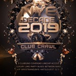 Toronto+New+Years+Eve+Club+Crawl%3A+Decade+Countdown+2018-2019+NYE