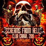 Toronto+Halloween+2019+Screams+From+Hell+Club/Pub+Crawl+Parties+Event